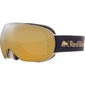 Red Bull SPECT Magnetron Ace Goggles, gold-gold snow